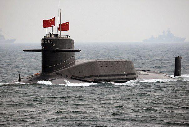 زیردریایی چینی سایلنت می شود