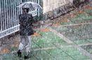 هفته بارانی و برفی در انتظار هوای کرمانشاه