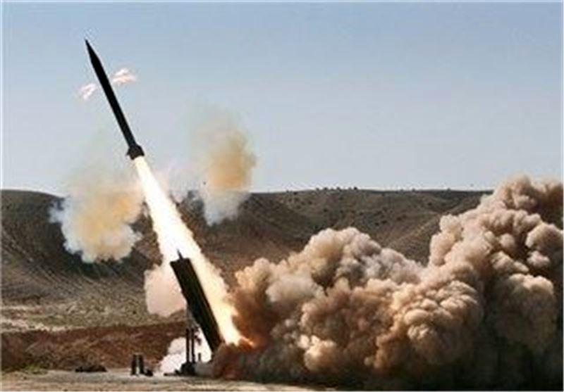 یمن 5 موشک بالستیک به مواضع سعودیها شلیک کرد