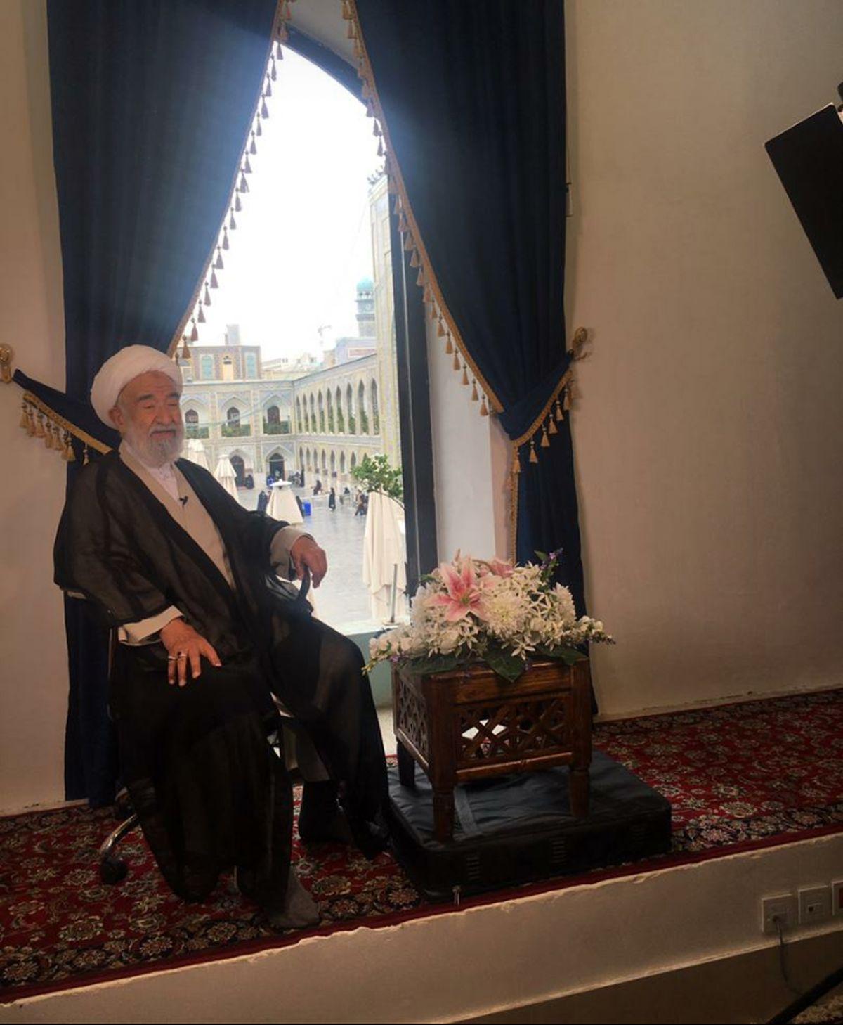 سخنرانی 3 دقیقه ای حجت الاسلام راشد یزدی در ماه مبارک رمضان از صفحه اینستاگرامی یزد فرهنگ