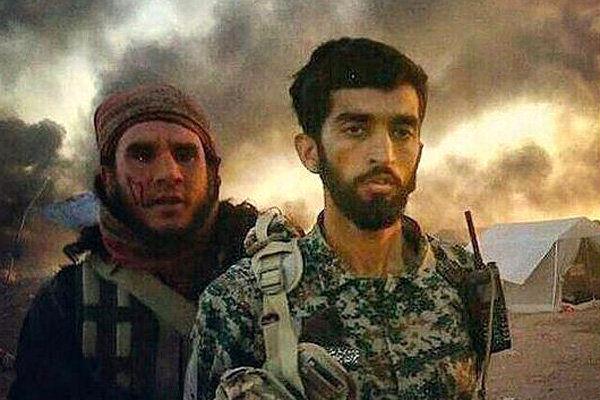 استقامت شهید حججی دشمن را به وحشت انداخت