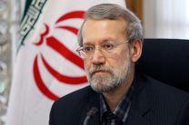 لاریجانی خواستار پیگیری امنیت شغلی خبرنگاران در دولت و مجلس شد