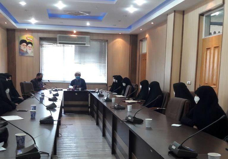 جلسه هم اندیشی برگزاری مراسم سید وسالار شهیدان در خمینی شهر برگزار شد