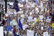 قلب لندن برای ماندن در اتحادیه اروپا تپید