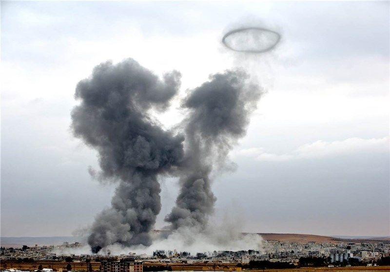 وقوع آتش سوزی عمدی در دو درمانگاه سیار سازمان الحشد الشعبی