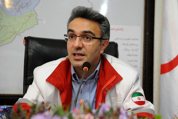 امدادرسانی هلالی به ۶ هزار و ۲۹۲ حادثه دیده در جادههای مازندران
