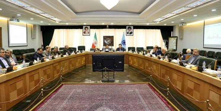 نشست رئیس کل بانک مرکزی با مدیران عامل بانکهای دولتی