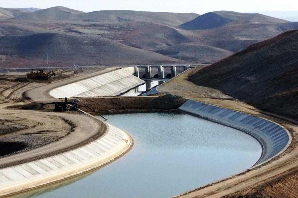 افتتاح ناحیه عمرانی دوم پایاب سد خداآفرین تا پایان امسال