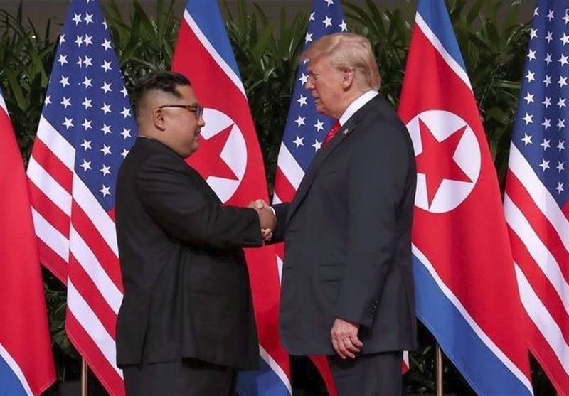 ترامپ از اون تشکر کرد