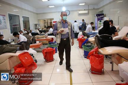 نذر خون در شب بیست و سوم ماه مبارک رمضان