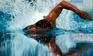 دو مدال حاصل تلاش شناگر خراسانی در رقابتهای شنای آسیای مرکزی 2017