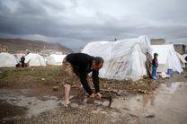 شدت بارشهای کرمانشاه 25 هزار خانوار سرپل ذهابی را با بحران روبرو کرد/بارشها تا آخر هفته ادامه دارد