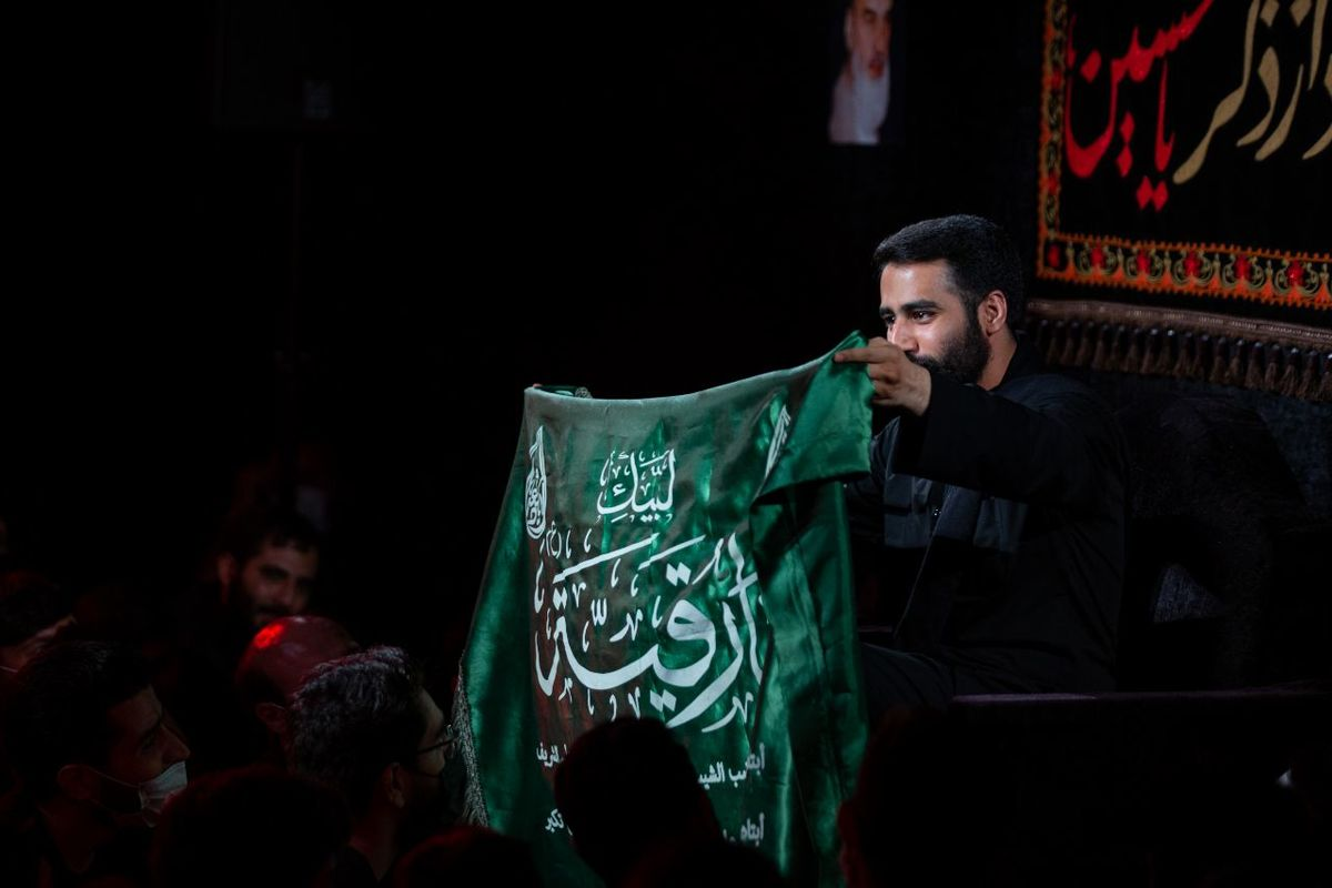 مداحی شب سوم دهه دوم حسین طاهری
