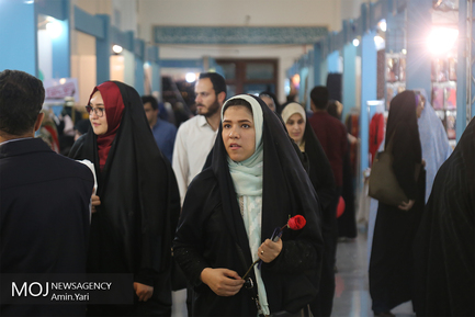 غرفه های حجاب و عفاف نمایشگاه بین المللی قرآن