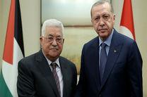 رایزنی تلفنی اردوغان با رئیس تشکیلات خودگردان در مورد ویروس کرونا