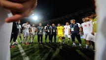 بازیکنان ایران با انگیزه هستند
