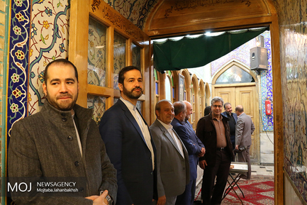 سالگرد رحلت استاد پرورش در اصفهان