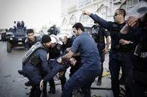 یورش پلیس بحرین به صفوف معترضان مردمی