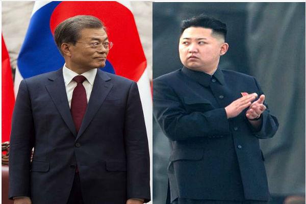 نخستین تماس تلفنی میان رهبران دو کره