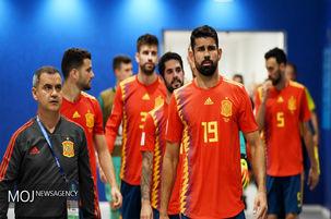 تیم ملی اسپانیا برنده جایزه بازی جوانمردانه فیفا شد
