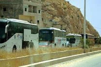 تخلیه افراد مسلح از مناطق اطراف دمشق ادامه دارد