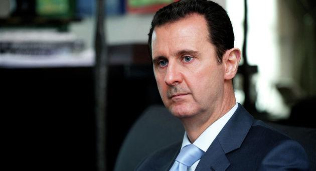 تشکر بشار اسد از ایران و حزب الله برای مقابله با تروریسم تکفیری