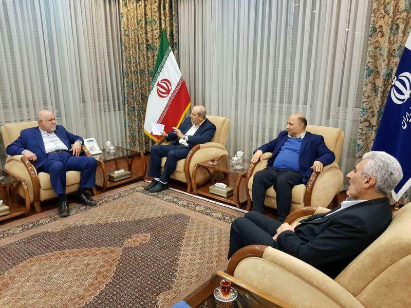 جلسه نمایندگان و استاندار گلستان برای پی گیری راه اندازی پروژه پتروشیمی گلستان با حضور وزیر نفت