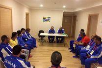 دومین نشست هماهنگی کادر سرپرستی کاروان ایران برگزار شد