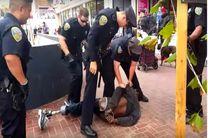 خشونت پلیس آمریکا علیه معترضان به نژاد پرستی