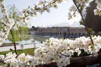 کیفیت هوای اصفهان سالم است/ شاخص کیفی هوا 97