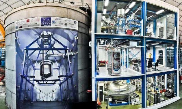 حساسترین آشکارساز دنیا به دنبال کشف ماده تاریک