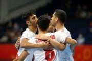 ایران 2 _ قزاقستان 3 / وادع تلخ شاگردان ناظم الشریعه با جام جهانی
