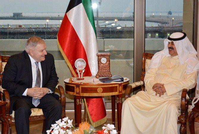 نماینده ویژه آمریکا در موضوع قطر استعفا کرد