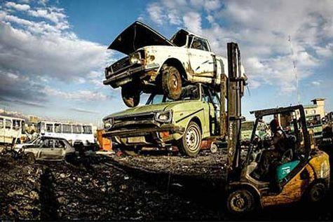 صدور گواهی اسقاط خودرو از یک میلیون به شش میلیون/انحصارسازی ستاد سوخت برای صدور گواهی اسقاط خودرو