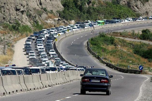 اعمال محدویت های ترافیکی در محورهای مواصلاتی مازندران/ هزار و کندوان یک طرفه می شود