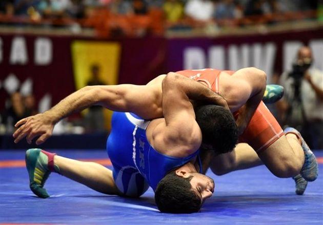 قهرمانی استان گلستان در مسابقات کشتی آزاد قهرمانی بزرگسالان کشور