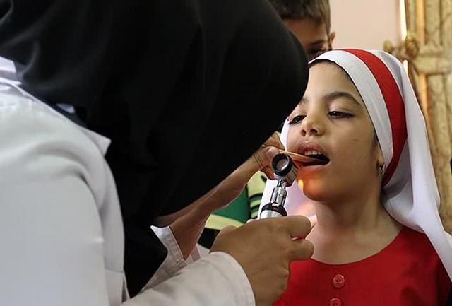 اختصاص 48پایگاه در تهران برای سنجش سلامت نوآموزان بدو ورود به دبستان