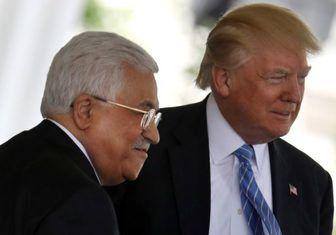 دیدار رئیسجمهور آمریکا با نتانیاهو و محمود عباس