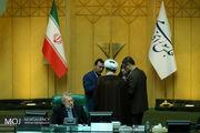 بحث سلب مسوولیت رییس مجلس از دستور خارج شد