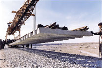 سختترین پروژه ریلی پس از انقلاب در صف افتتاح قرار دارد