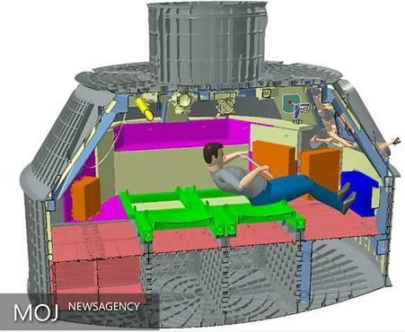 دستگاه ورزشی فضایی برای تناسباندام مسافران مریخ