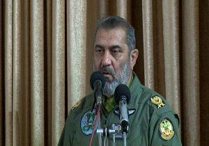 فرمانده جدید پایگاه هوانیروز کرمانشاه منصوب شد