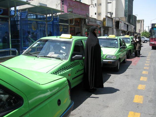 تاکسیهای بانوان نوسازی می شود