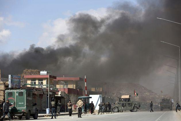 حمله انتحاری در کابل یک کشته و 6 زخمی بر جای گذاشت