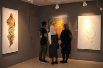 برپایی نمایشگاه گروهی نقاشی به نفع مناطق سیل زده
