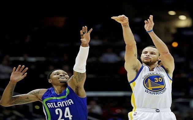 ادامه پیروزیهای گلدن استیت در لیگ NBA