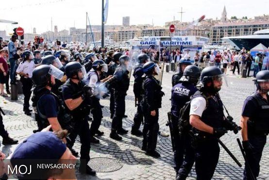قتل مامور پلیس فرانسه توسط داعش