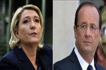 وظیفه نهایی من جلوگیری از پیروزی «لوپن» در انتخابات فرانسه است