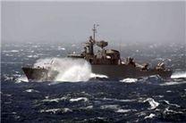 تمرین مشترک نیروی دریایی ایران و چین در تنگه هرمز آغاز شد