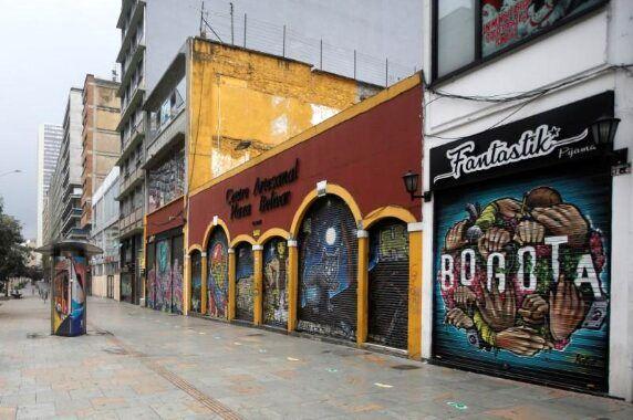 اعمال فوق العاده قرنطینه اجباری برای تمامی کلمبیایی ها